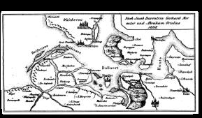 Mercator map